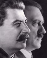 El bolchevismo contra el nazismo: 12 comparativas de dos barbaries.