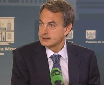 La desfachatez se llama Zapatero: vende como un éxito el desastre del FROB.