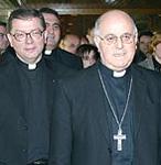 Una Iglesia Católica que, en su generosidad, ofrece un 5.580 por ciento más de lo que recibe.