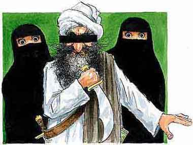 LA INTOLERANCIA DEL ISLAM