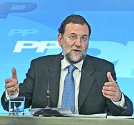 """APOYO UNÁNIME DEL PP a la manifestación de la AVT: """"Hay que estar con las víctimas"""""""