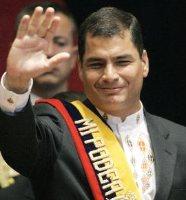 Ecuador.  Rafael Correa se bolivarianiza.