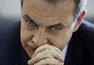 La economía se le atraganta a Zapatero a pocas horas de las elecciones.
