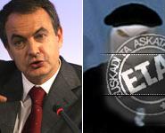 ETA y ANV se reunieron con el PSE en el País Vasco el sábado 1 de marzo del 2008.