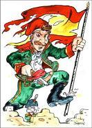 Contra los que siembran el odio en Cataluña y Pais Vasco.