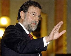 Moncloa inventa una bronca de Rajoy a Aguirre por visitar el túnel para dividir al PP.