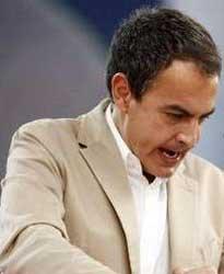 Zapatero se quita la careta y descubre su verdadero rostro vengativo.