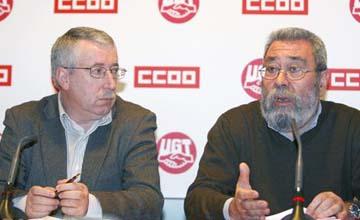 La mitad de los dirigentes sindicales españoles, cobra sobresueldos de empresas públicas y privadas.