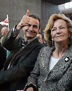 ¡Déjennos en paz! No queremos una España triste.