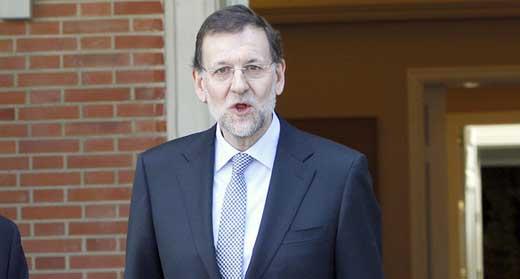 Rajoy y los 'barones' del PP acuerdan garantizar los servicios básicos.