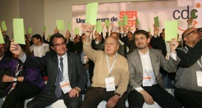 Caso Palau. Un informe de la Policía: 'Pujol y Mas cobraban comisiones en Suiza'